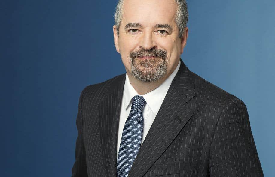 Guy Lefebvre, vice-recteur aux relations internationales et à la francophonie de l'Université de Montréal