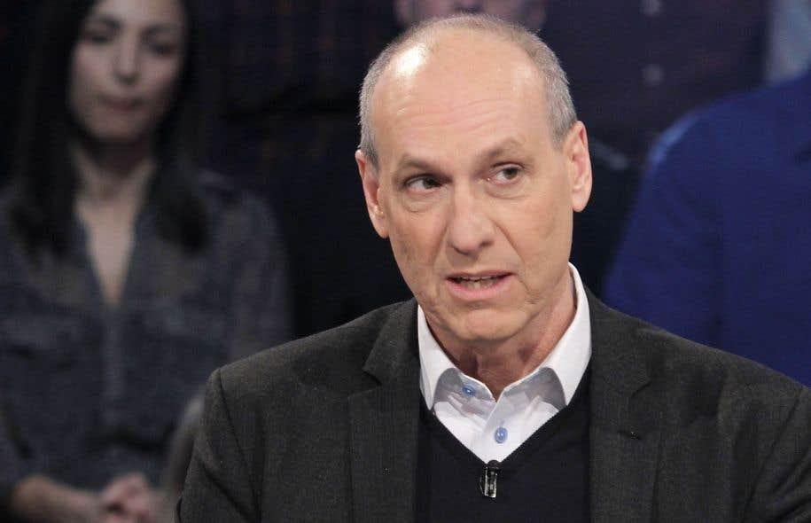 Le litige repose sur un reportage du journaliste d'enquête Alain Gravel (notre photo) sur Claude Blanchet, le mari de la chef Pauline Marois.
