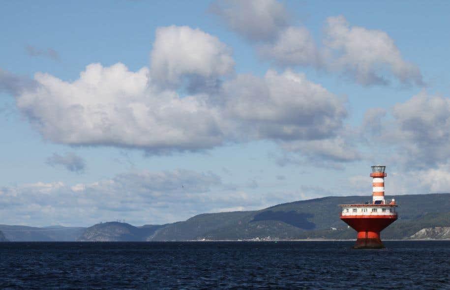 Selon les documents de présentation d'Énergie Saguenay, jusqu'à 160 méthaniers de type Q-Flex remonteraient chaque année la rivière Saguenay.