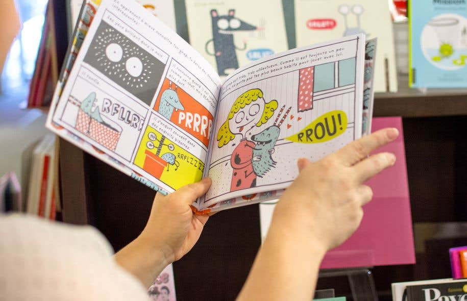 L'expansion en Ontario pour la Librairie du Quartier s'est présentée presque comme une demande populaire.