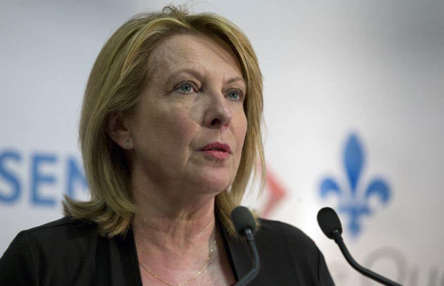 Le nombre de postes coupés a été confirmé par le cabinet de la ministre des Relations internationales, Christine St-Pierre, qui effectue le grand ménage promis en mars.