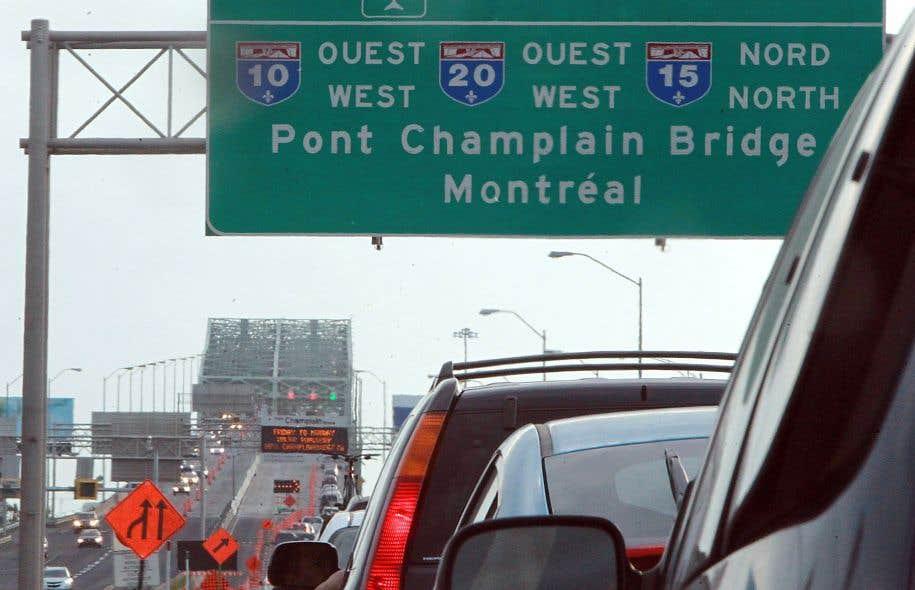 En mars dernier, «Le Devoir» révélait que la construction du futur pont Champlain constituait une menace pour l'approvisionnement en eau à l'usine Atwater.
