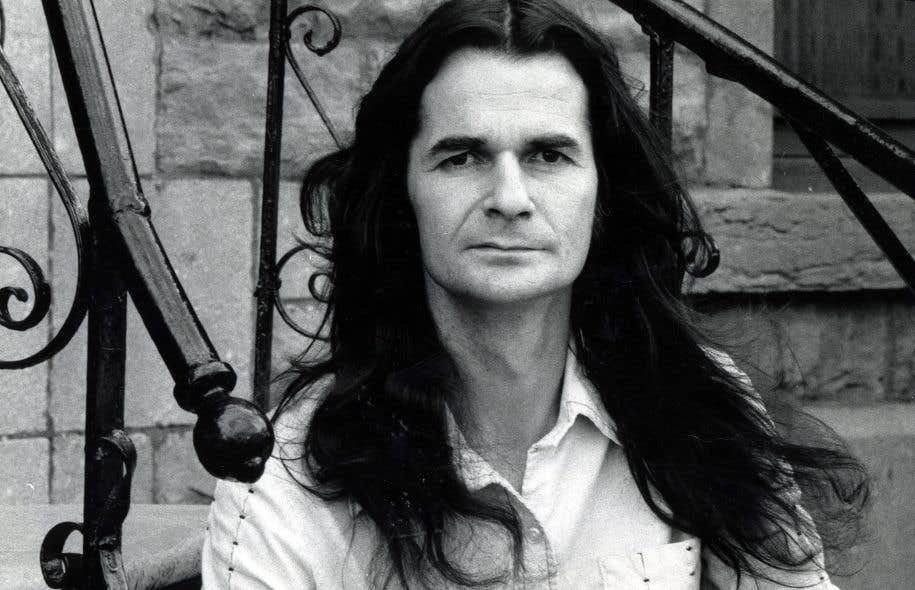 Gilbert Langevin en juillet 1978