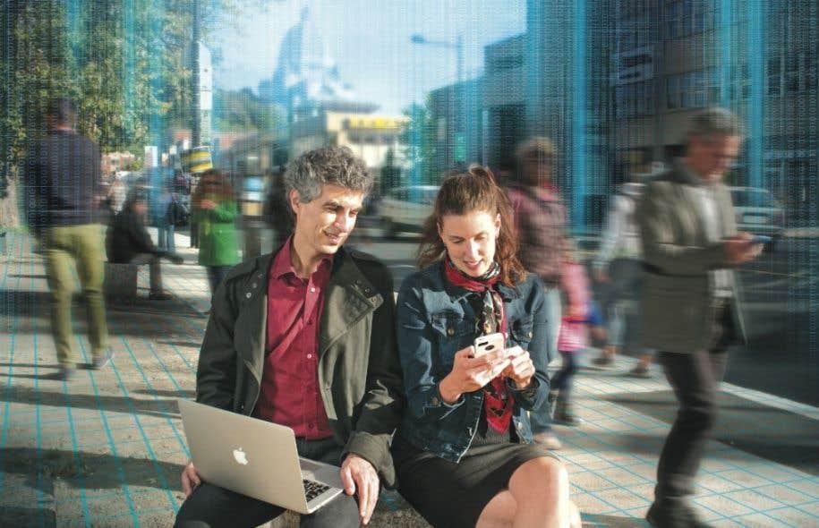 Yoshua Bengio et Valérie Bécaert travaillent à révolutionner notre rapport à l'ordinateur.
