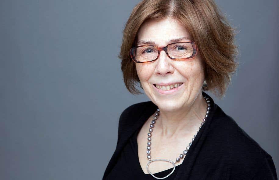 Joanne Burgess est la lauréate du prix André-Laurendeau en sciences humaines.