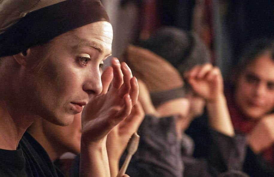 Brouillant les frontières entre la fiction et le documentaire, «Olmo and the Seagull» met en scène une actrice qui voit sa carrière et son couple mis à rude épreuve.