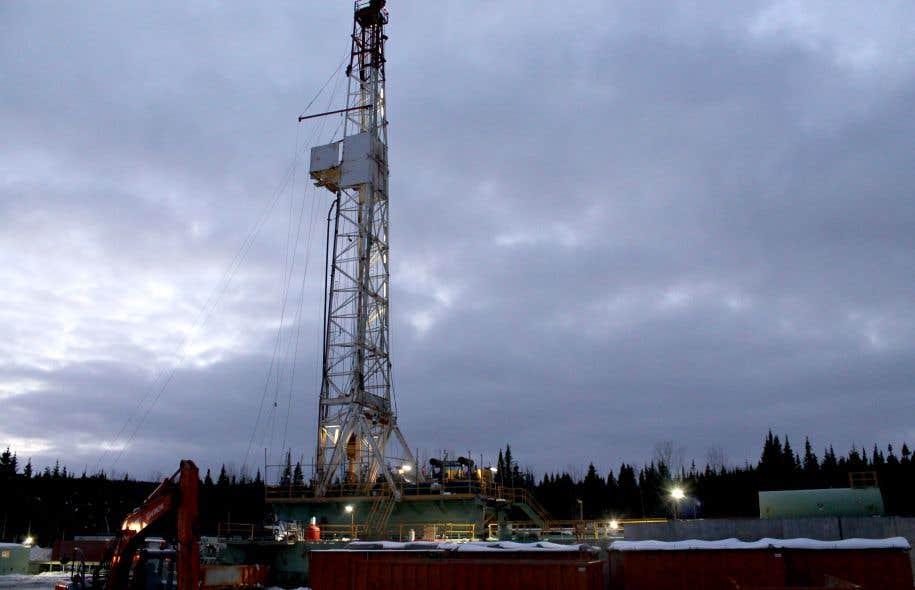 puits pétrolia
