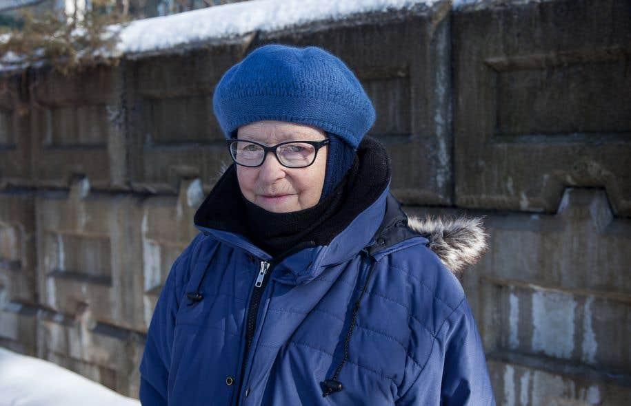 Sœur Marguerite Rivard est bénévole à la prison Tanguay depuis 26 ans.