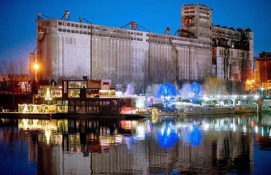 Le site présentement à l'étude incorpore la Pointe-du-Moulin et le Silo no5, un territoire essentiel à une pleine mise en valeur du Vieux-Port.
