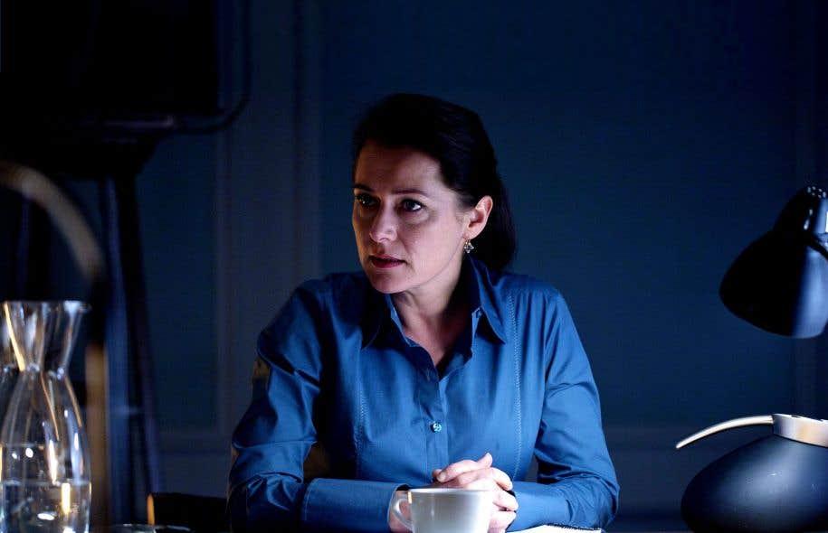 «Borgen, une femme au pouvoir (2010-2013)», série télévisée qui a attiré au petit écran le cinquième de la population du Danemark le dimanche soir
