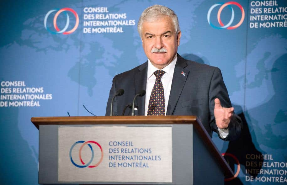 L'ambassadeur de Cuba au Canada, Julio Garmendia Peña