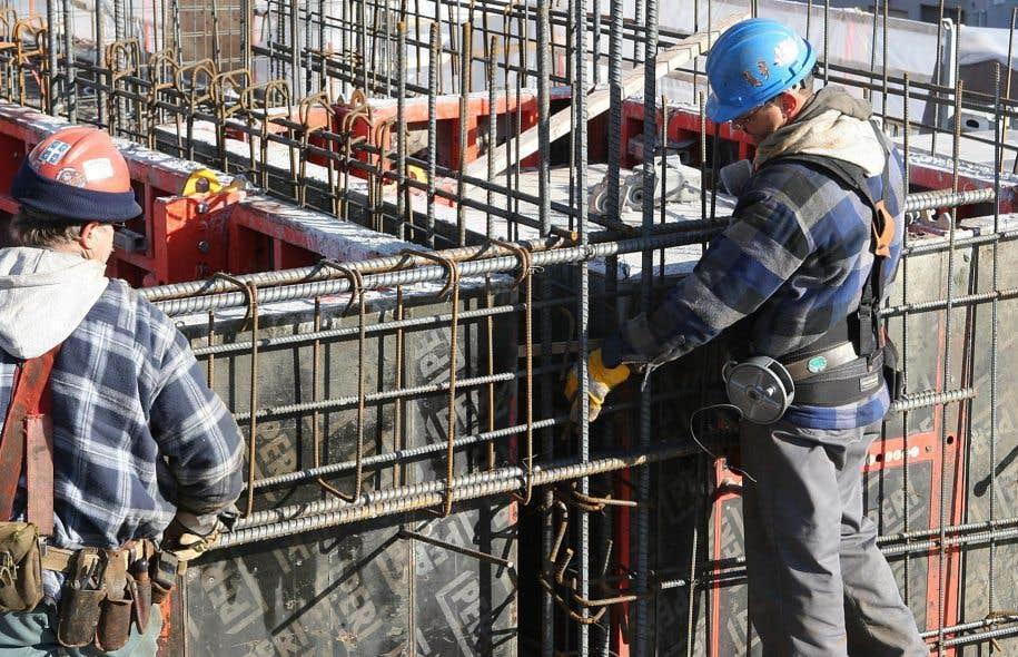 Hausse de la valeur des permis de construction le devoir for Permis de construction