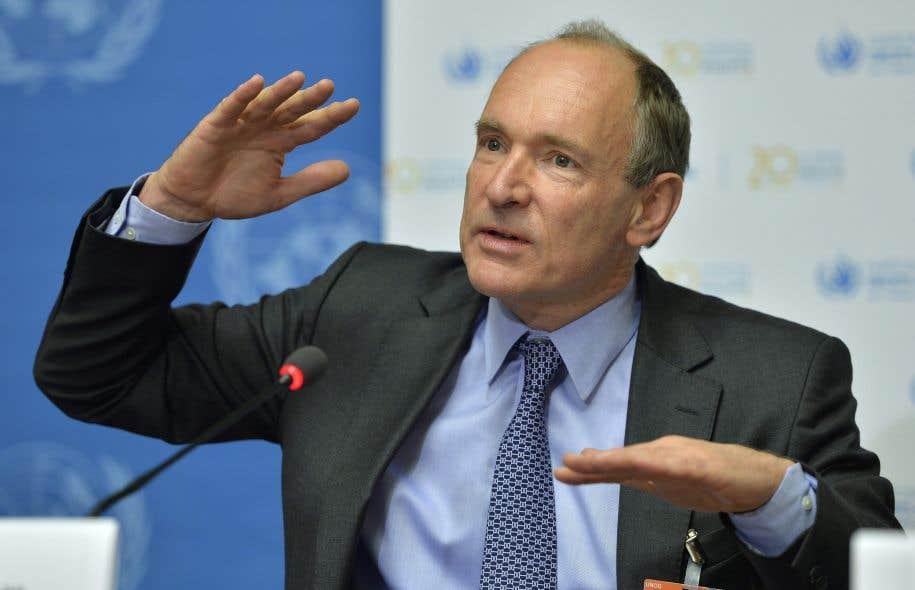 La centralisation des nouvelles habitudes numériques, entre les mains d'une petite caste de fournisseurs de services, est d'ailleurs néfaste à plus d'un titre, a indiqué Tim Berners-Lee.