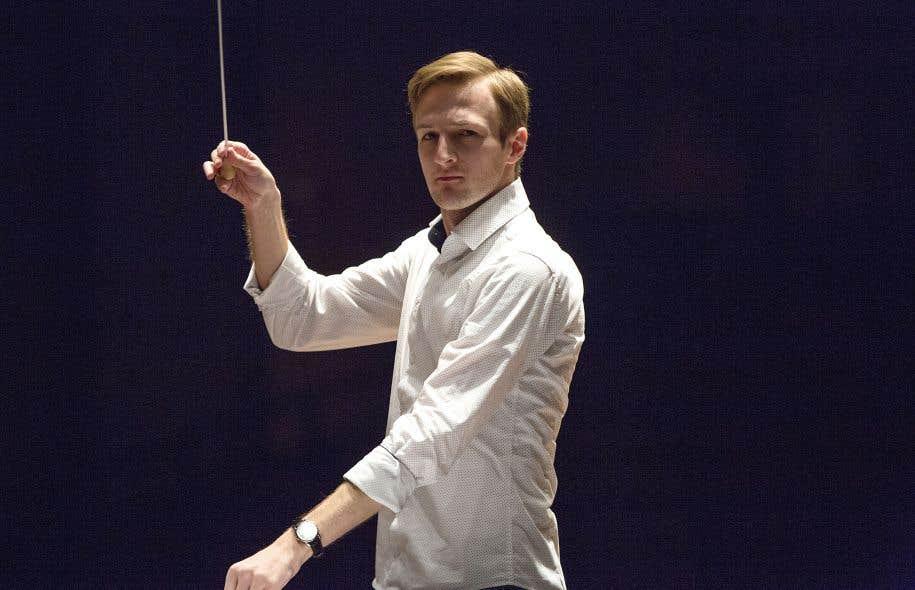 Andrei Feher était la découverte 2015 des prix Opus.