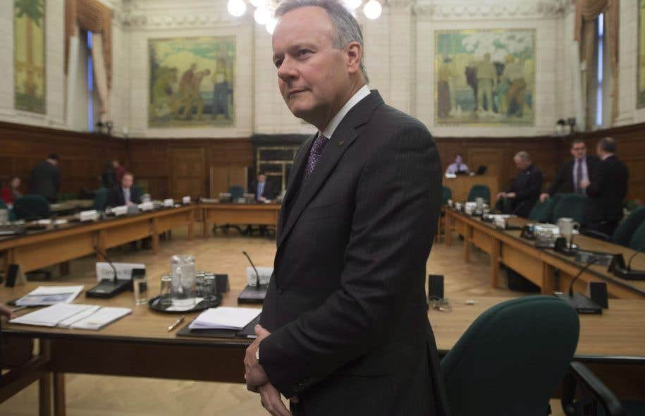 Stephen Poloz, gouverneur de la Banque du Canada