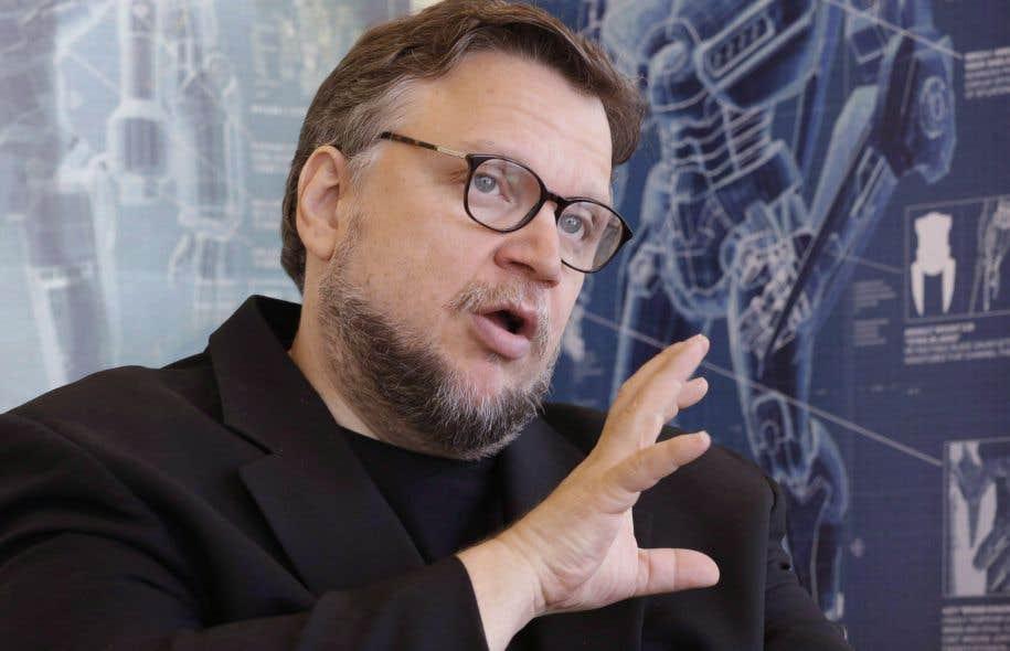 Guillermo Del Toro, l'un des cinéastes qui seront honorés par Fantasia cette année.