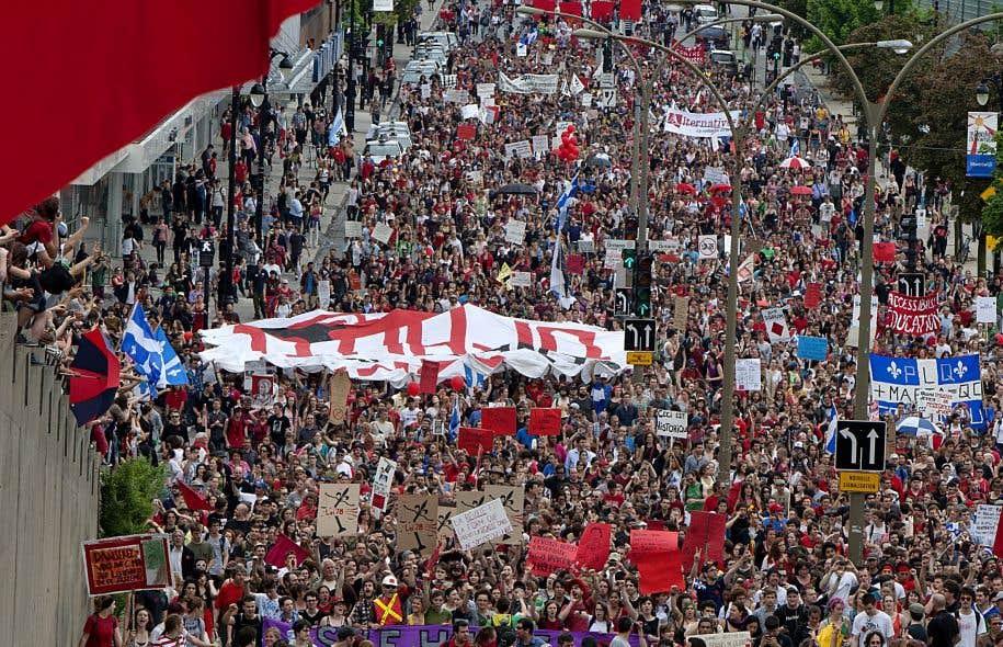 «On doit quelque chose au mouvement étudiant, lance Jean Murdock, de la Fédération nationale des enseignantes et des enseignants du Québec (FNEEQ) et coordonnateur au comité autogéré sur l'éducation du FSM. Les jeunes étaient dans les rues, nous ont montré que la mobilisation est possible. On doit maintenant mener des actions.»