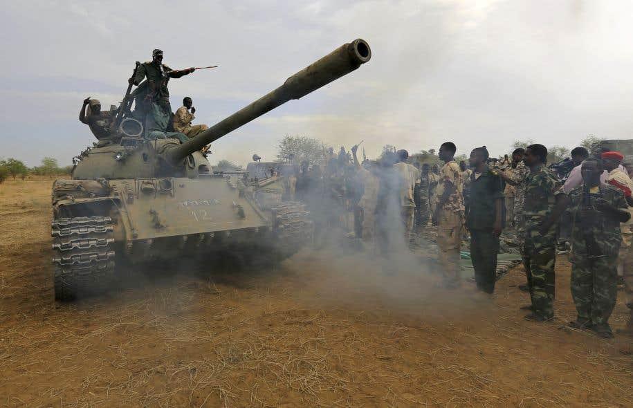 Armes chimiques au Soudan. La France veut une enquête internationale