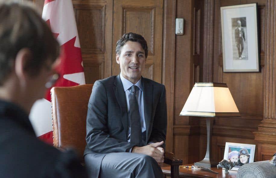 «Si on va changer le système électoral, il faut que les gens soient ouverts à ça», a laissé tomber Justin Trudeau, en entrevue exclusive avec «Le Devoir» cette semaine.