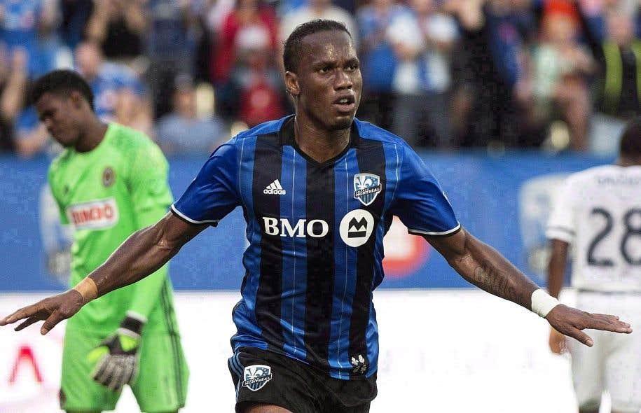 MLS - Play-offs : Montréal écoeure DC United, Drogba espère