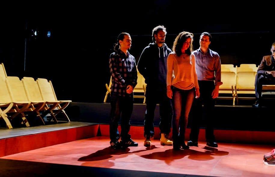 Six mois après la fin d'une série de 21 représentations à guichets fermés de «Fredy», l'équipe derrière la production chercherait à vendre les droits de l'oeuvre à l'étranger.