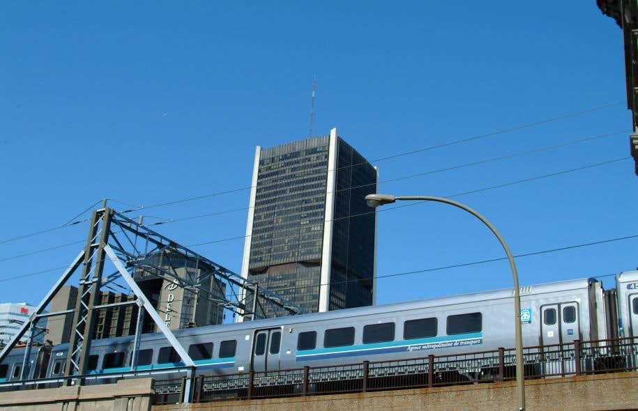Le service reprendra jeudi matin — AMT Candiac-Montréal