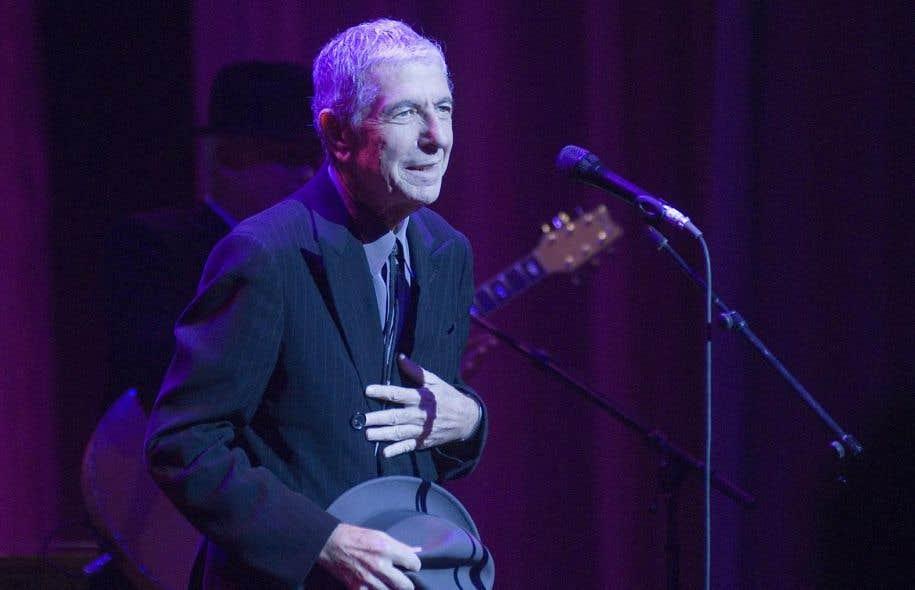 Leonard Cohen est décédé à la suite d'une chute