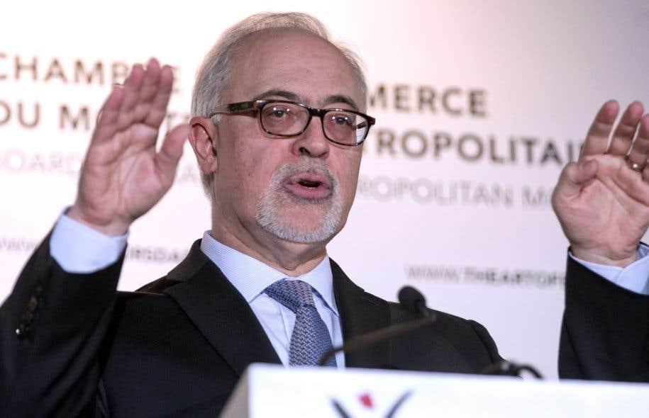 «Le ministre Leitão propose une formule complexe et moins avantageuse pour la classe moyenne», estime Serge Cadieux.