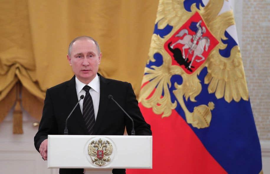 Poutine attend Trump: Barack Obama sanctionne Moscou pour ingérence dans l'élection US