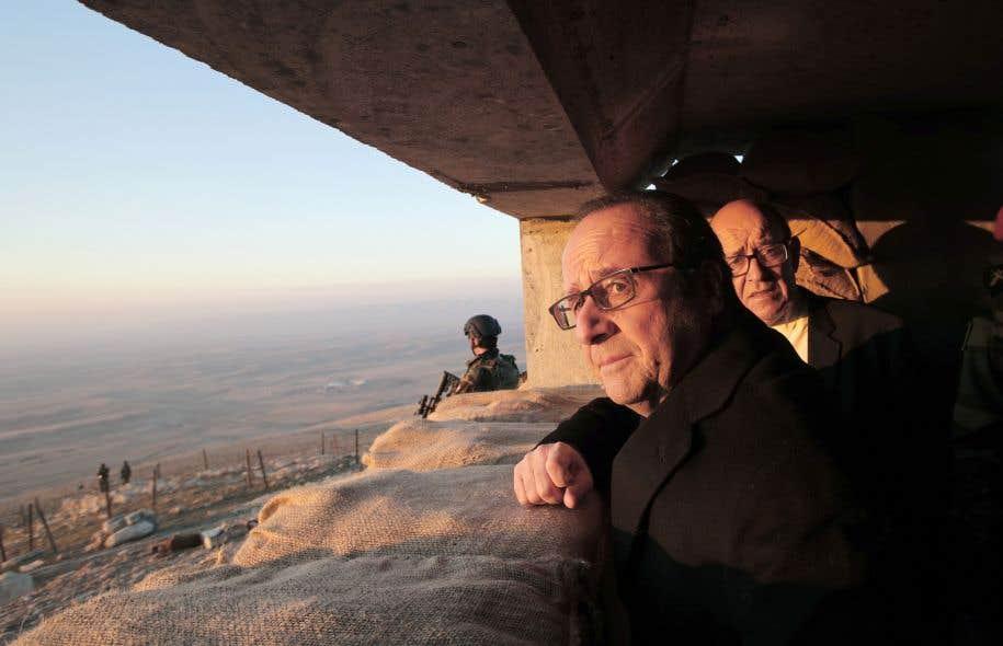 À la source du terrorisme — Hollande à Bagdad
