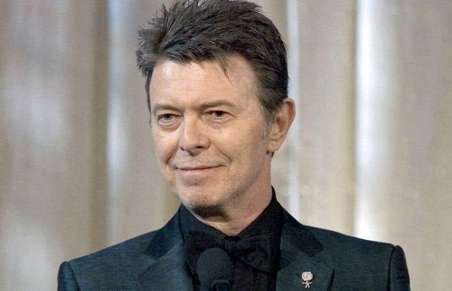 La mémoire de David Bowie planera assurément durant la présentation du 59egala des Grammy, le 12février, puisque l'artiste y est nommé dans quatre catégories .