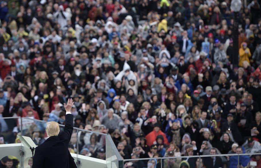 Investiture de Trump : un discours