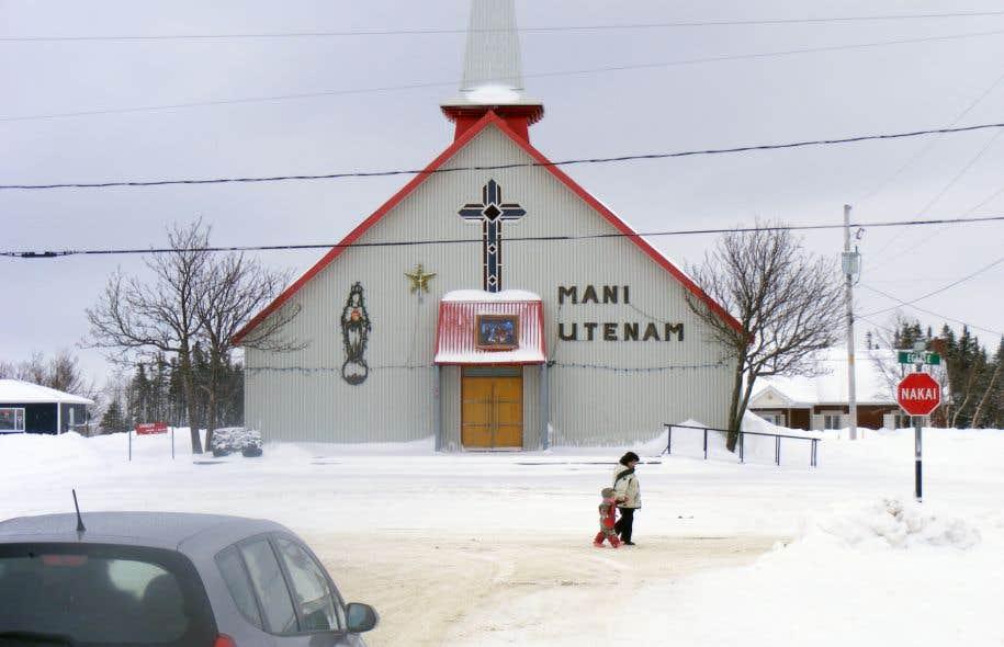 La communauté autochtone de Uashat-Maliotenam est située près de Sept-Îles.