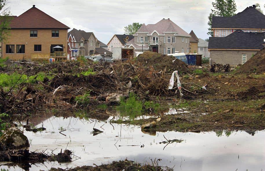 Les inspections du Centre de contrôle environnemental du Québec touchent plusieurs secteurs qui peuvent avoir des impacts environnementaux considérables, dont la protection des milieux humides.