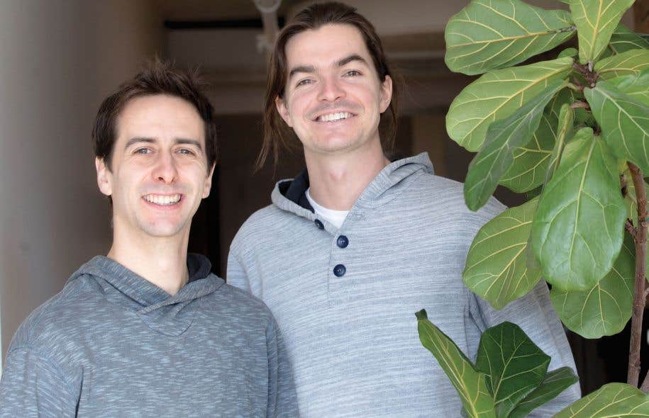 Frédéric Wiper et Francis Gendron, les deux partenaires qui ont fondé Solution Era