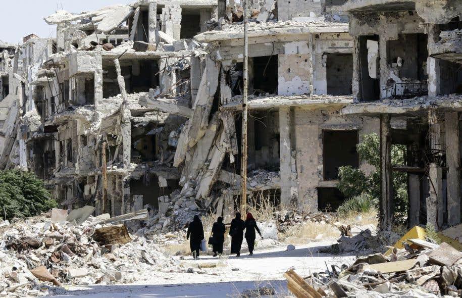 Syrie-L'opposition annonce qu'elle n'ira pas à la conférence d'Astana