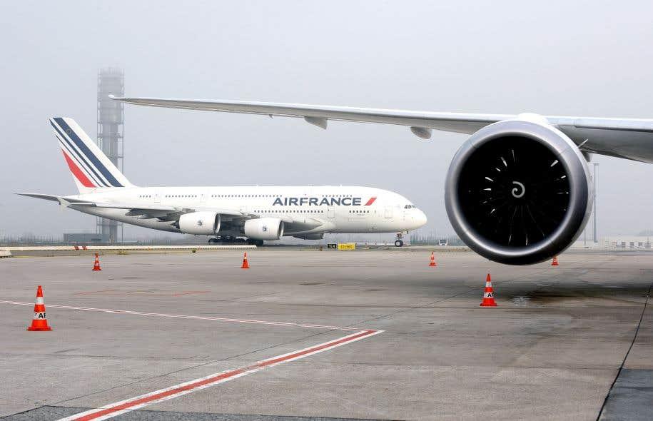Parmi les 11 compagnies sanctionnées, Air France écope de l'amende la plus lourde, soit 182millions d'euros.