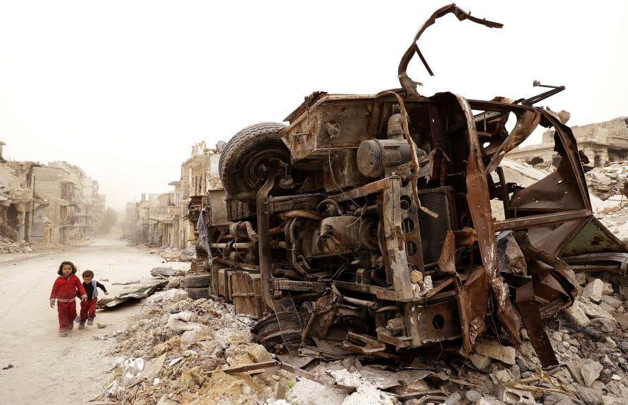 L'UNICEF a recensé pour 2016 652 enfants tués à la suite d'actes de guerre et 851 enfants recrutés.