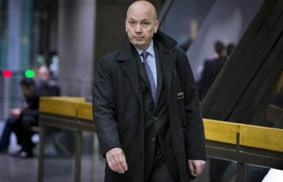 Parmi les coaccusés figure l'ancien président du comité exécutif de la Ville de Montréal Frank Zampino.