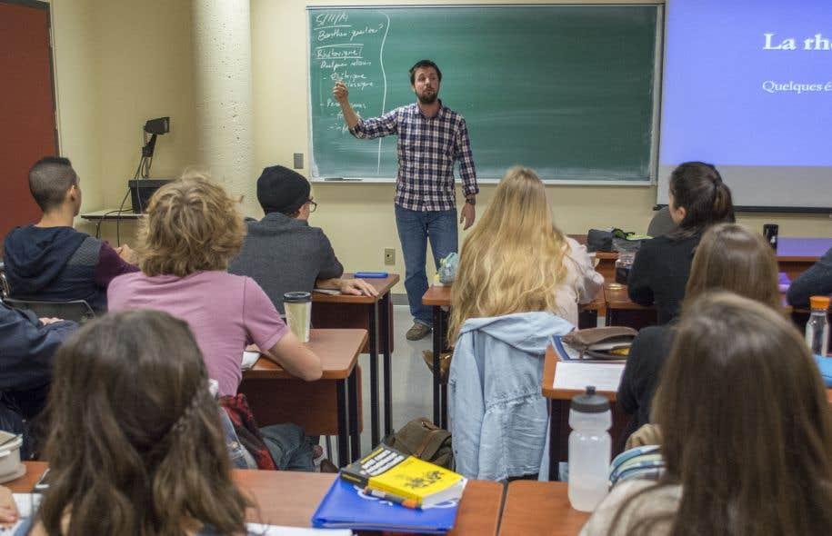 Le gouvernement avait promis d'octroyer 35 millions de dollars en 2016-2017 pour «accroître la réussite des élèves et des étudiants».