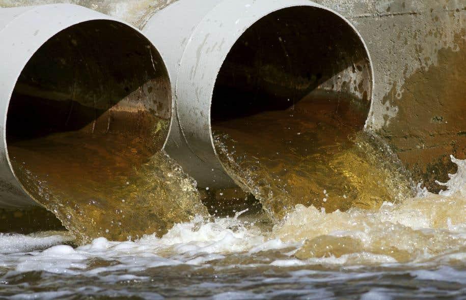 Les données recueillies par les municipalités permettent à des organismes comme la Fondation Rivières de vérifier si, par exemple, les stations d'épuration respectent les exigences.