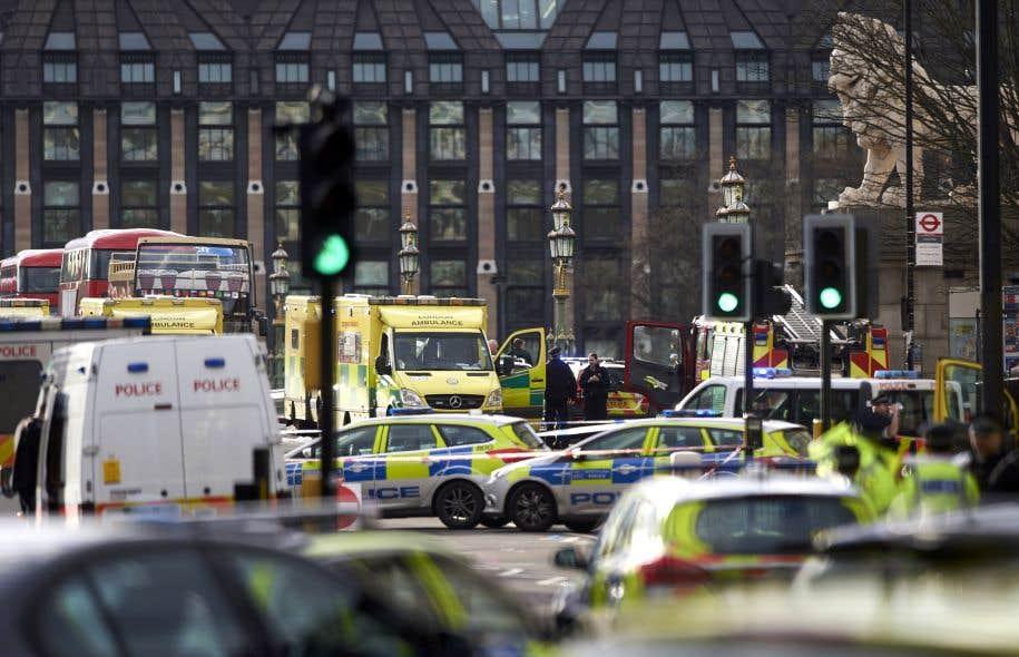 Sept des 11 personnes en garde à vue libérées — Attentat de Londres