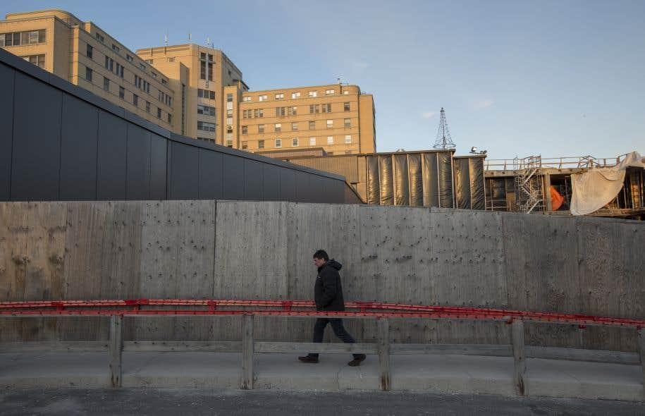 <p>Québec investit 53,5millions pour la construction d'un nouveau pavillon de l'hôpital Maisonneuve-Rosemont.</p>
