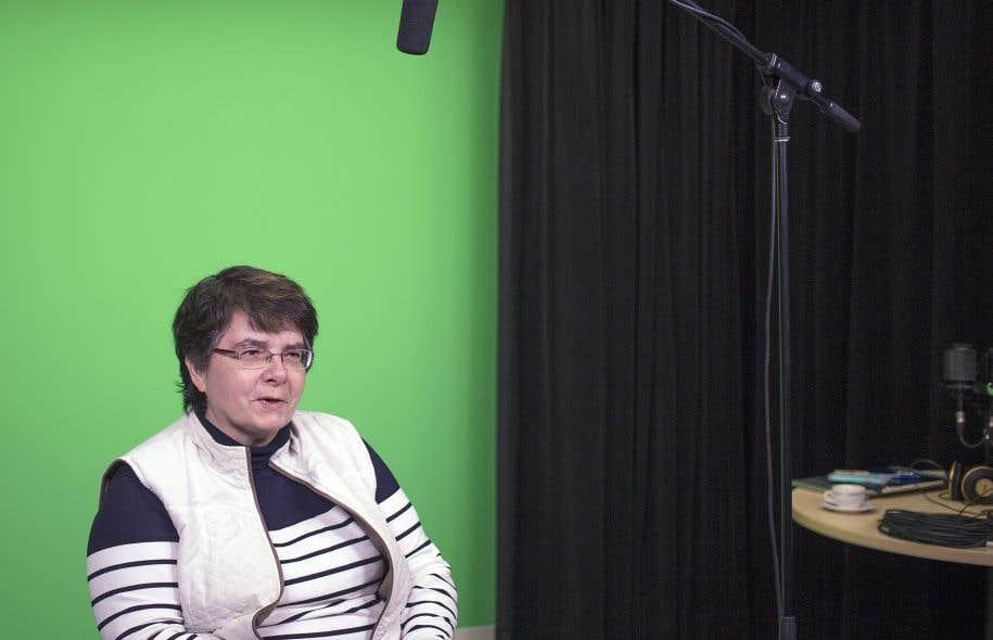 Brigitte Jaumard, professeure titulaire de la Chaire de recherche en optimisation des réseaux de communication de l'Université Concordia