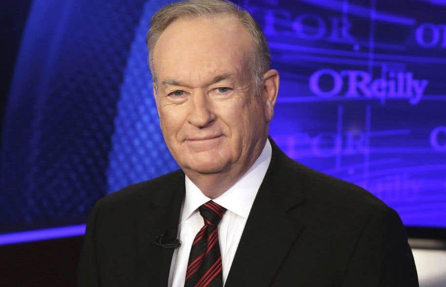 Le présentateur vedette Bill O'Reilly