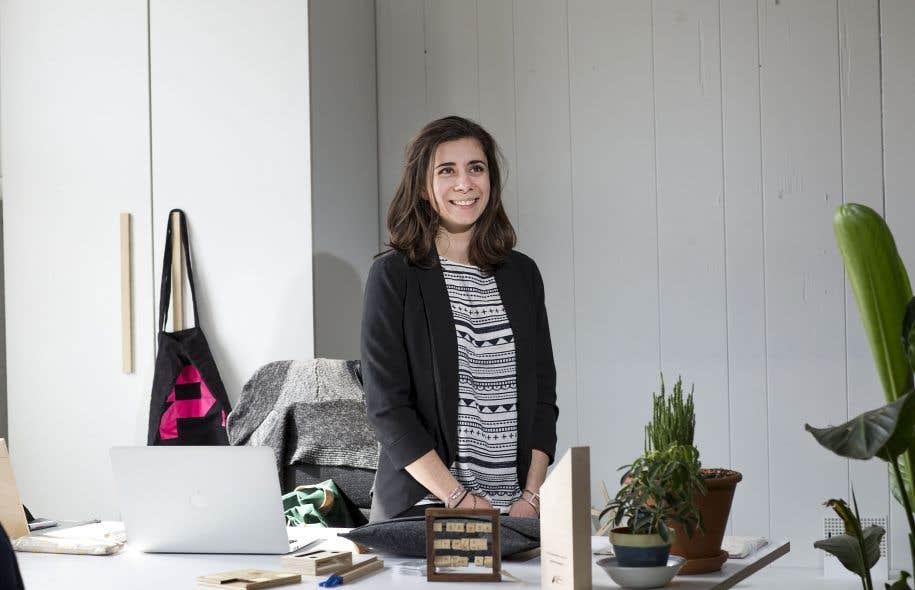 «Le design est devenu très élitiste. Et je crois profondément que le design doit être accessible à tous», affirme Céline Juppeau.