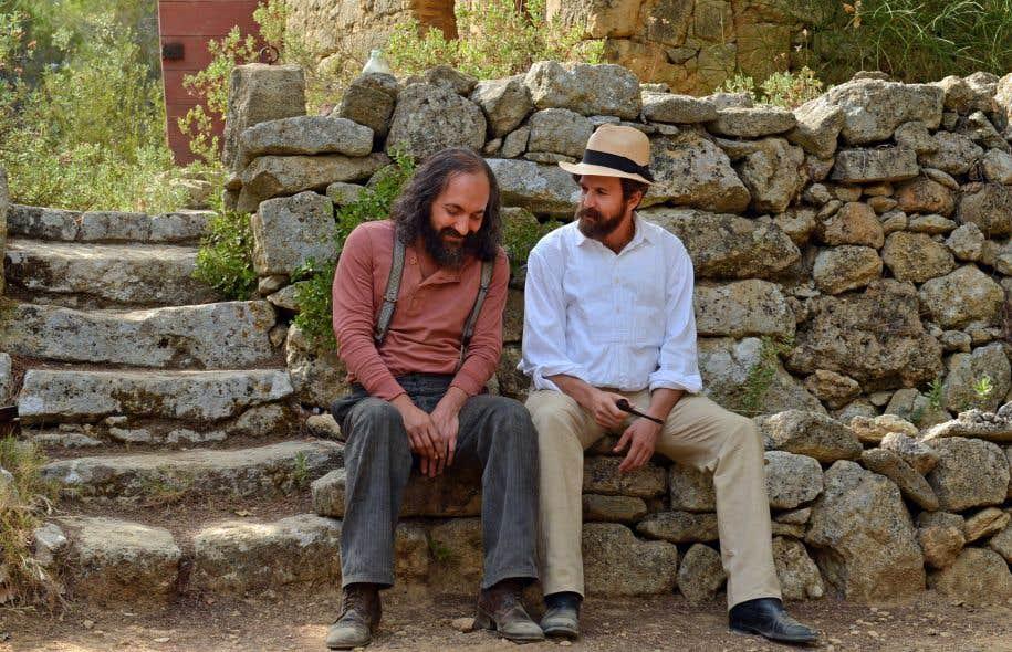 Guillaume Gallienne (Paul Cézanne) et Guillaume Canet (Émile Zola) s'étaient déjà donné la réplique en 2004.
