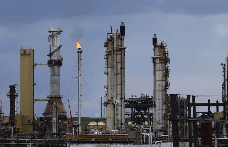 Le secteur pétrolier et gazier a émis 189 Mt de gaz à effet de serre durant l'année 2015.