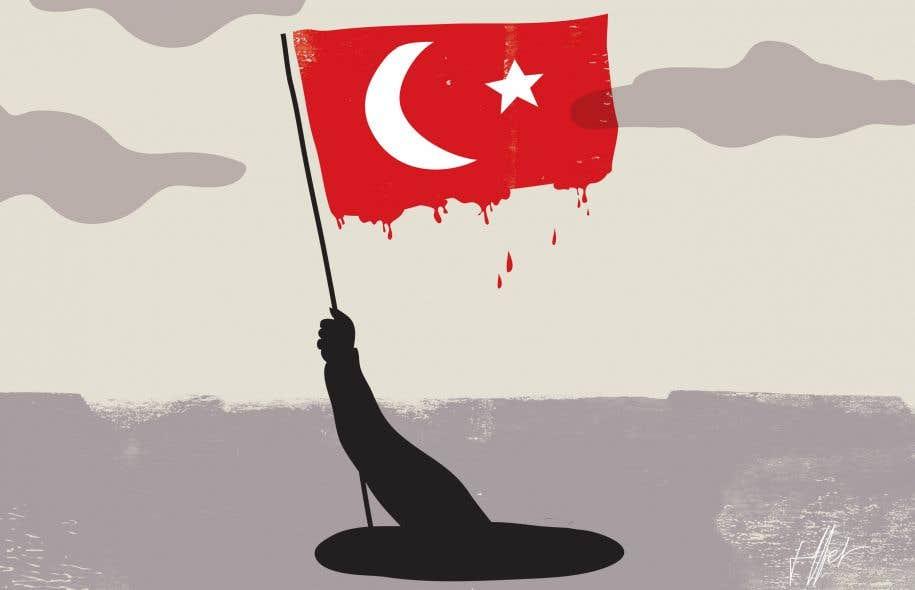 L'opposition fulmine, l'UE veut une enquête — Référendum turc