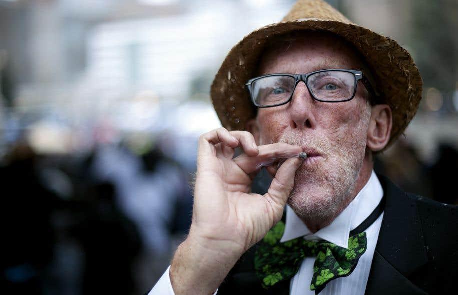 L'État du Colorado et celui de Washington ont légalisé la consommation récréative de cannabis en 2012.
